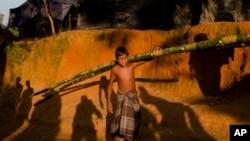 Bangladeshdagi Myanma qochqinlari soni bir millionga yaqinlashdi