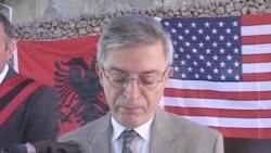 """Fran Shkreli nderohet me titullin """"Qytetar Nderi"""" i komunës së Shkrelit"""