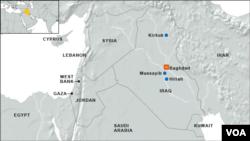 Gelombang serangan bom di seluruh pelosok Irak menewaskan sedikitnya 23 orang, yang disinyalir merup[akan upaya terbaru militan untuk merongrong keyakinan para pasukan keamanan di wilayah itu.