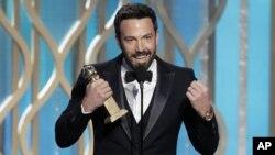 Ben Aflek osvojio je Zlatnog globusa za najboljeg reditelja