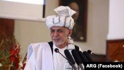 آقای غنی گفت که هیچ قید و شرطی در مذاکرات صلح با طالبان ندارد