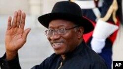takaddama akan cancantar sugaba Goodluck jonathan sake tsayawa takarar shugaban kasa