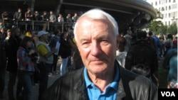 Член Правозащитного совета СПб Леонид Романков