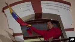 Venezuela သမၼတ Hugo Chavez