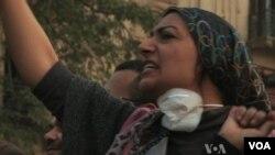 Các cuộc tấn công đối với phụ nữ dẫn đến biểu tình phản đối