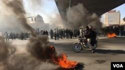 اعتراض روز شنبه در اصفهان
