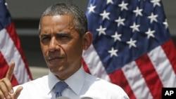 Le président Barack Obama a fait commanditer un document intitulé « L'évaluation du climat national 2014 »