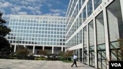 首都華盛頓聯邦政府辦公樓 (資料照片)