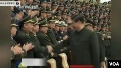 美國參議院憂慮中國軍力
