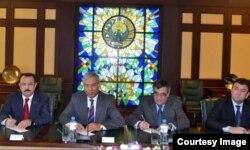 Afg'on delegatsiyasi Toshkentda bo'ldi