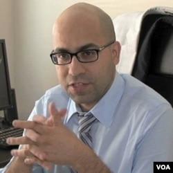 Chicago attorney and human rights activist Yaser Tabbara