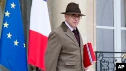 فرانسیسی وزیر داخلہ
