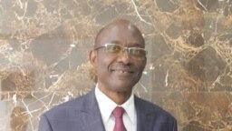 António Venâncio, político angolano, pré-candidato à presidência do MPLA
