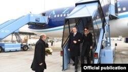 Prezident İlham Əliyev Almaniyada