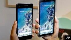 Ponsel pintar Google (foto: ilustrasi).