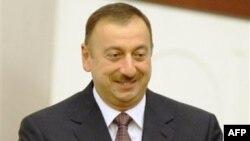 Tổng Thống Azerbaijan Ilham Aliyev