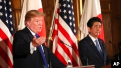 Japan US Trump Asia