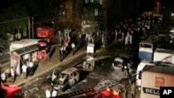 Turkey blast