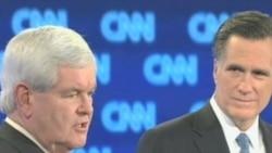 美国共和党总统参选人在佛罗里达辩论