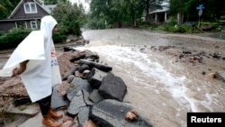 Colorado Flooding Causes Evacuations, Deaths