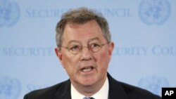 Robert Serry, UN Special Coordinator for the Middle East Peace Process (file photo)