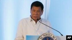 Tổng thống Philippines tuyên bố muốn tất cả lực lượng Mỹ ra khỏi miền Nam nước này, nơi lực lượng Hoa Kỳ đang cố vấn cho các binh sĩ địa phương chiến đấu chống lại các phần tử Hồi giáo cực đoan.
