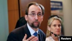 Visoki komesar UN za ljudska prava Zeid Rad Al Husein, REUTERS/Beawiharta