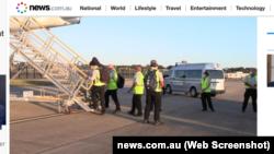Truyền thông Úc đưa tin về vụ trục xuất nhóm người Việt vi phạm về visa.