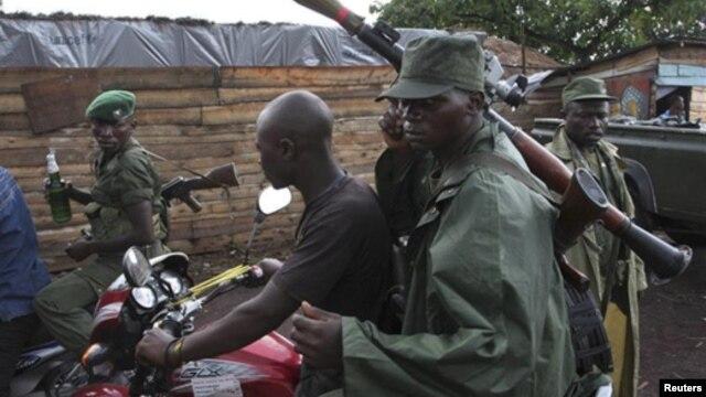 Pemerintah Republik Demokratik Kongo (DRC) mengatakan pasukan DRC telah menguasai Goma, Senin (19/11).