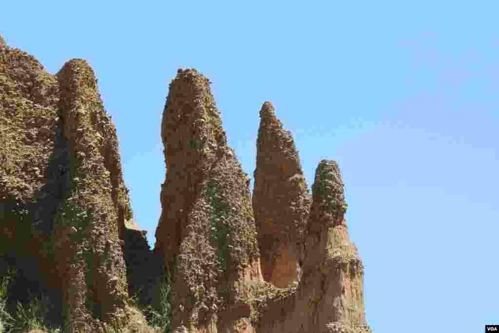 Vjeruje se da su piramide stare više od 200 godina.