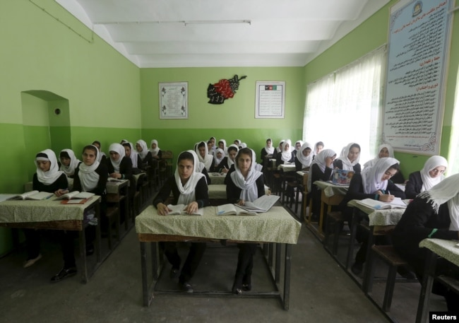 Extreme Discrepancies Found in USAID-funded Afghan Schools