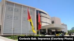 Edifício da Presidência de Moçambique inaugurado a 24 Janeiro 2014
