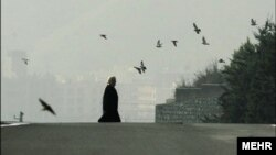 Tehranda hava çirklənib