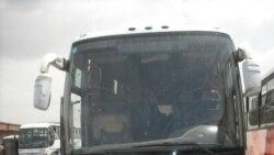 Trabalhadores param Transportes Urbanos Rodoviários de Angola por tempo indeterminado - 2:03