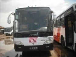 Trabalhadaores da TCUL param na terça-feira em Luanda - 1:38