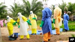 FILE - Ebola's surge across West Africa claimed 11,000 lives in 2015. Science magazine listed the vaccine as one of the year's top breakthroughs.