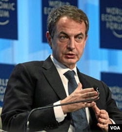 PM Spanyol, José Luis Rodríguez Zapatero mendukung RUU larangan merokok.