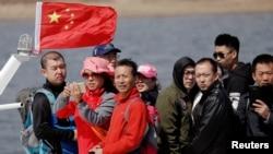 Khách du lịch Trung Quốc tới Khánh Hòa tăng 5,6 lần trong tháng 1 vừa qua so với cùng kỳ năm ngoái.