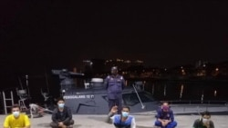 မြန်မာလှေထိုးသားတွေပါတဲ့ တရားမဝင်ငါးဖမ်းလှေ မလေးရှားဖမ်းဆီး