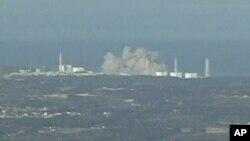 日本福島核電站三月時發生爆炸
