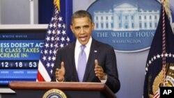 درخواست تازه رئیس جمهور اوباما از کانگرس