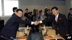 南北韓雙方官員重開開城工業園區談判