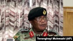 Vaimbove mukuru weMauto, VaConstantino Chiwenga, vakaitwa mutevedzeri wemukuru wenyika.