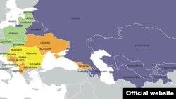 """Україна у звіті зарахована до """"частково вільних"""", а Білорусь та Росія - до невільних"""