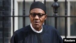 Muhammadu Buhari, président élu du Nigeria