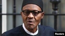 Shugaban Najeriya Muhammad Buhari.