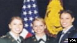 Sestre Smith: Kelly, Amber i Lacey, piloti američkih zračnih snaga