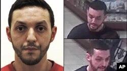 벨기에 당국이 8일 자벤템 공항 폭발사건 연루 혐의로 체포한 모로코계 벨기에인 모하메드 아브리니. 벨기에 경찰이 공개한 수배 사진.