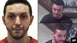 Bức ảnh Mohamed Abrini, không ghi ngày tháng, được cung cấp bởi Cảnh sát Liên bang Bỉ.