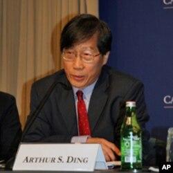 台灣政治大學國際關系研究中心研究員丁樹範